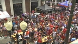 Photos: Thousands gather on Wall Street to… - (5/13)