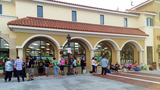 Photos: Customers line up for Winter Park… - (3/6)