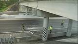 Photos: Tractor-trailer crashes into… - (5/7)