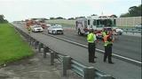 Photos: Tractor-trailer crashes into… - (6/7)