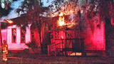 Photos: Fire destroys Little Red School House - (1/9)