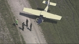 Photos: Plane makes hard landing in Osceola… - (8/10)