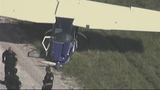 Photos: Plane makes hard landing in Osceola… - (9/10)