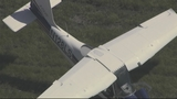 Photos: Plane makes hard landing in Osceola… - (1/10)