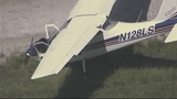 Photos: Plane makes hard landing in Osceola… - (7/10)