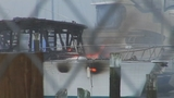 Photos: Titusville boat fires - (5/7)