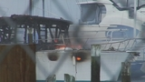 Photos: Titusville boat fires - (7/7)
