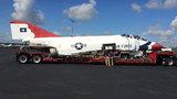 Photos: Historic F-4 Phantom fighter arrives… - (3/10)