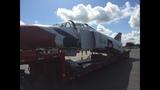Photos: Historic F-4 Phantom fighter arrives… - (8/10)