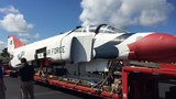 Photos: Historic F-4 Phantom fighter arrives… - (9/10)