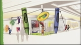 Photos: Renderings of Crayola experience at… - (1/6)