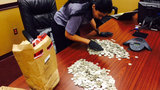 Photos: 60 pounds of silver coins found in… - (4/4)