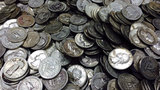 Photos: 60 pounds of silver coins found in… - (3/4)