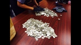 Photos: 60 pounds of silver coins found in… - (1/4)