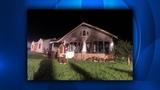 Photos: Daytona Beach vacant house fire - (1/4)