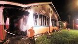 Photos: Daytona Beach vacant house fire - (3/4)