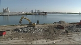 Photos: Construction of Port Canaveral terminal - (5/8)