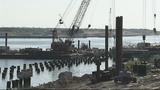 Photos: Construction of Port Canaveral terminal - (8/8)