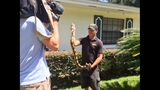 Photos: Boa constrictor found outside Orlando home - (5/5)