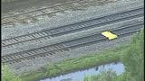 Photos: Body found on tracks in Sanford - (1/6)