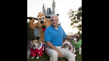 Celebrity Sightings at Walt Disney World - (10/10)