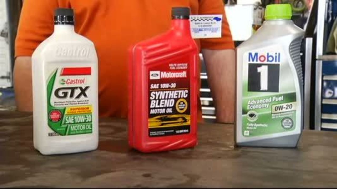 Types Of Oil For Cars >> Learn All About Orlando Motor Oil And What Type You Should Use Wftv