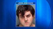 John Jonchuck, accused of killing daughter.