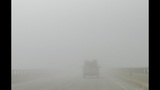 Driving in fog_6956998