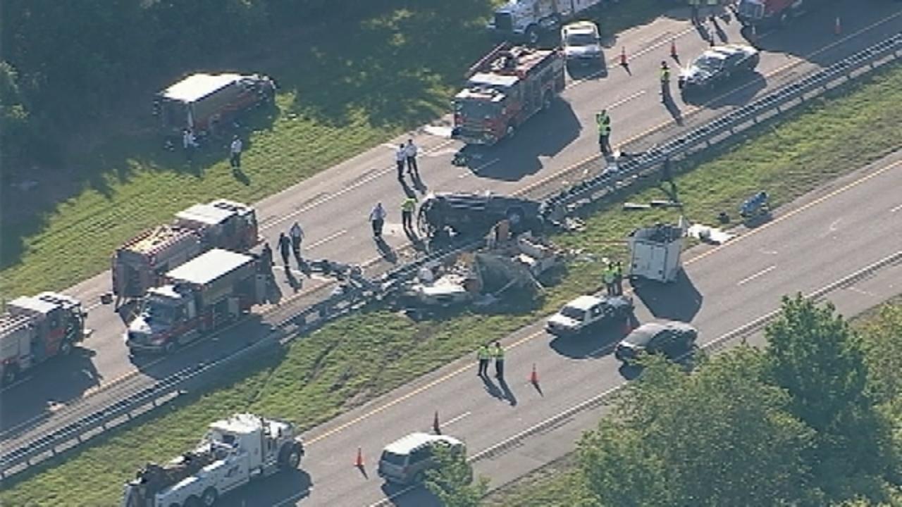 Crash closes Turnpike in south Osceola County | WFTV