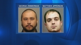 Matthew Apperson and George Zimmerman _7256562