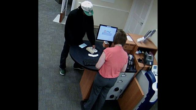 Photos: PNC Bank robbery suspect | WFTV