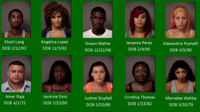 26 Arrested In Osceola County Prostitution Sting Wftv
