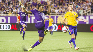 Orlando City forward Cyle Larin named MLS Rookie of the Year