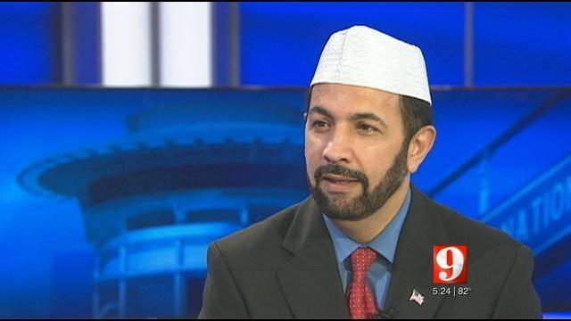 Local Imam says Muslims are being targeted following terror attacks
