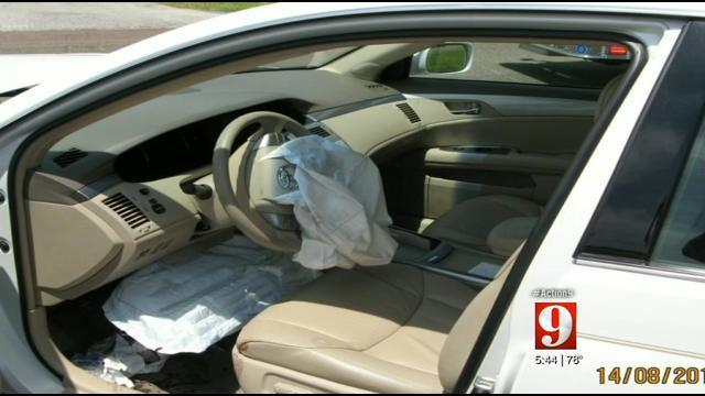 Action 9: Drivers say knee airbags caused serious injuries