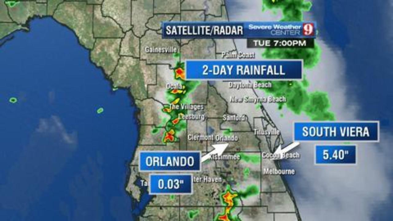 Orlando News Videos WFTV - Florida map viera