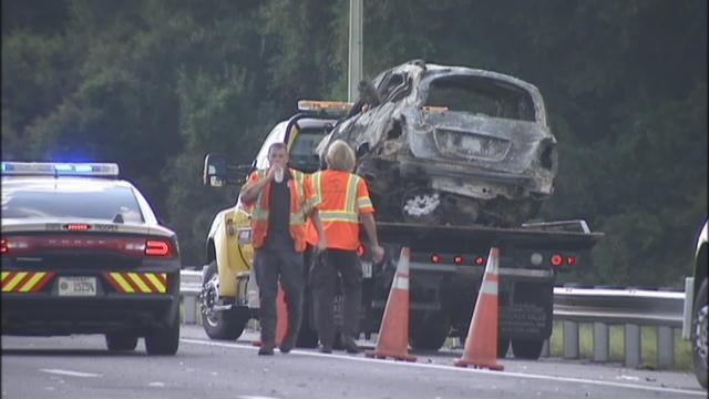 Charges pending against driver in Turnpike crash that killed