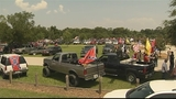 Ocala police investigating after shots fired near Confederate flag rally