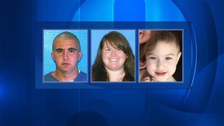 Inmate, girlfriend and 3-year-old boy found safe in Kentucky
