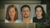Three charged with stopping DCF from checking on young boy
