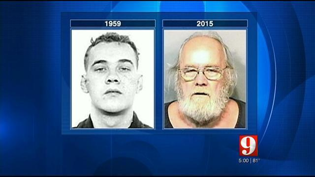 Ohio fugitive arrested after 56 years on lam
