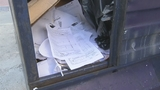 Raw: Family shocked WFTV finds personal information in law firms' dumpster
