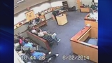 Raw: Judge tells attorney 'I'll beat your ass' (Warning: Graphic language)