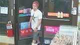 Raw: Surveillance video of 7-Eleven  robbery