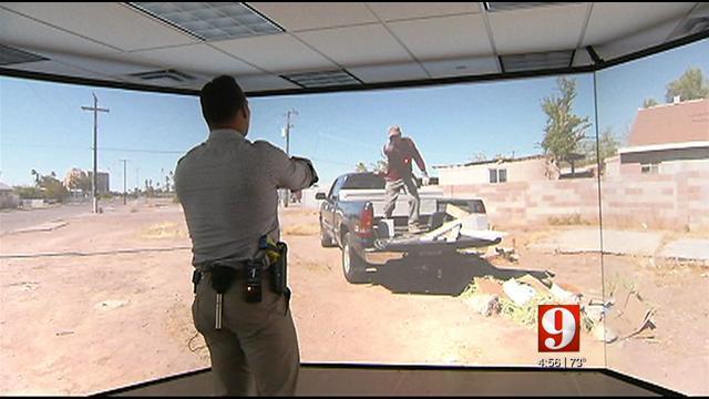 Reality simulator to train Orange County deputies in real-life scenarios