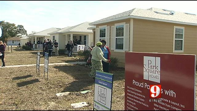 habitat for humanity builds 8 orlando homes in 5 days | wftv