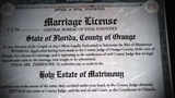 Legal fight continues after same-sex marriage licenses issued in Florida