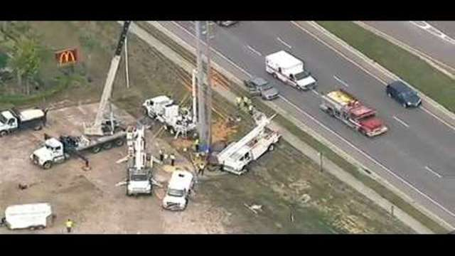 3 utility workers struck, killed by car identified | WFTV