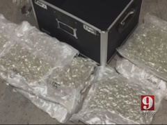 Drug agents looking for person who shipped $100,000 of marijuana to…