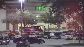 Police: Gunman sought after man shot, killed in Clermont Publix parking lot